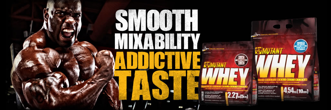 Mutant Supplements Mutant Whey Protein