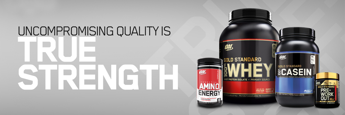 Optimum Nutrition ON Malaysia Seller Retailer