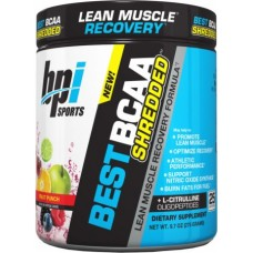 BPI Sports Best BCAA Shredded (25 Servings)