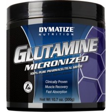 Dymatize Glutamine Micronized (64 SERVINGS) EXP 12/2017