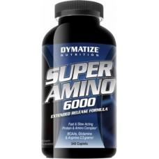 Dymatize Super Amino 6000 (500 CAPLETS) EXP 09/17