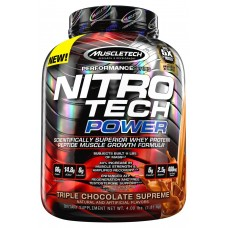 MuscleTech Nitro-Tech Power (4 LBS)