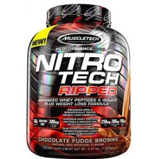 MuscleTech Nitro-Tech Ripped (4 LBS)