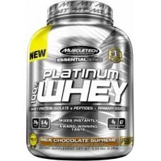 MuscleTech Platinum 100% Whey (5LBS)
