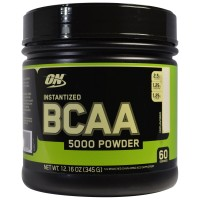 Optimum Nutrition BCAA 5000 Powder (60 SERVINGS) Unflavored