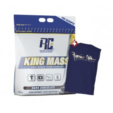 Ronnie Coleman Signature Series King Mass  (15 LBS) with RCSS Sleeveless Shirt