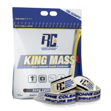 Ronnie Coleman Signature Series King Mass  (15 LBS) FREE RCSS Padded Straps